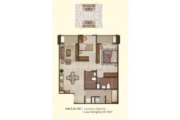 Rp2,67mily Apartemen Dijual