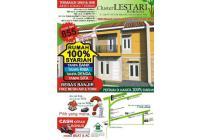 RUMAH SYARIAH 2 LANTAI DI KALISARI CIJANTUNG, JAKARTA TIMUR | CLUSTER LESTA