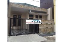 Rumah Elegan Siap Huni di kota Harapan Indah Bekasi