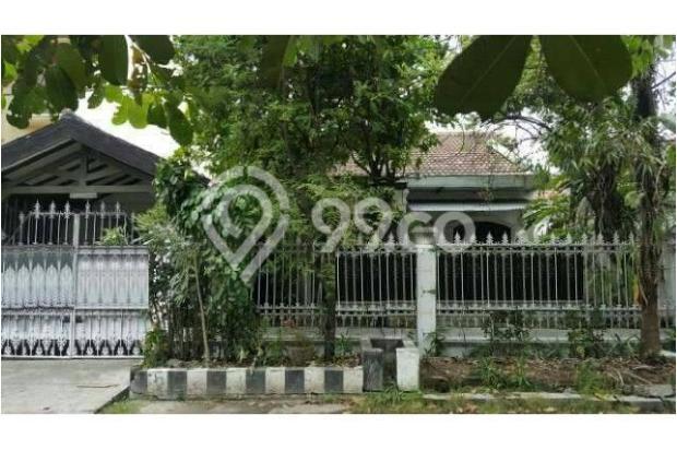Rumah HITUNG TANAH MURAH Belakang Asrama Haji di Kertajaya Indah Tengah 11836397