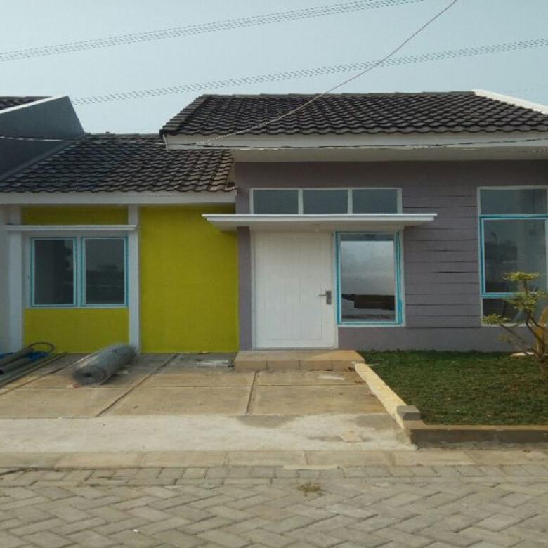 Rumah Tanpa DP & Cluster Siap Huni di Kota Tangerang