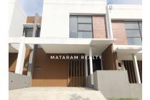 Rumah Minimalis dalam Komplek Pondok Hijau Indah