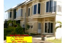 Dijual Rumah Murah Minimalis Investasi Terbaik di Pusat Kota Cianjur - SHM