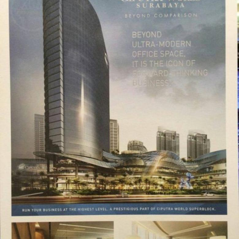 Murahh dan Modern Apartement Ciputra World Office Millenio