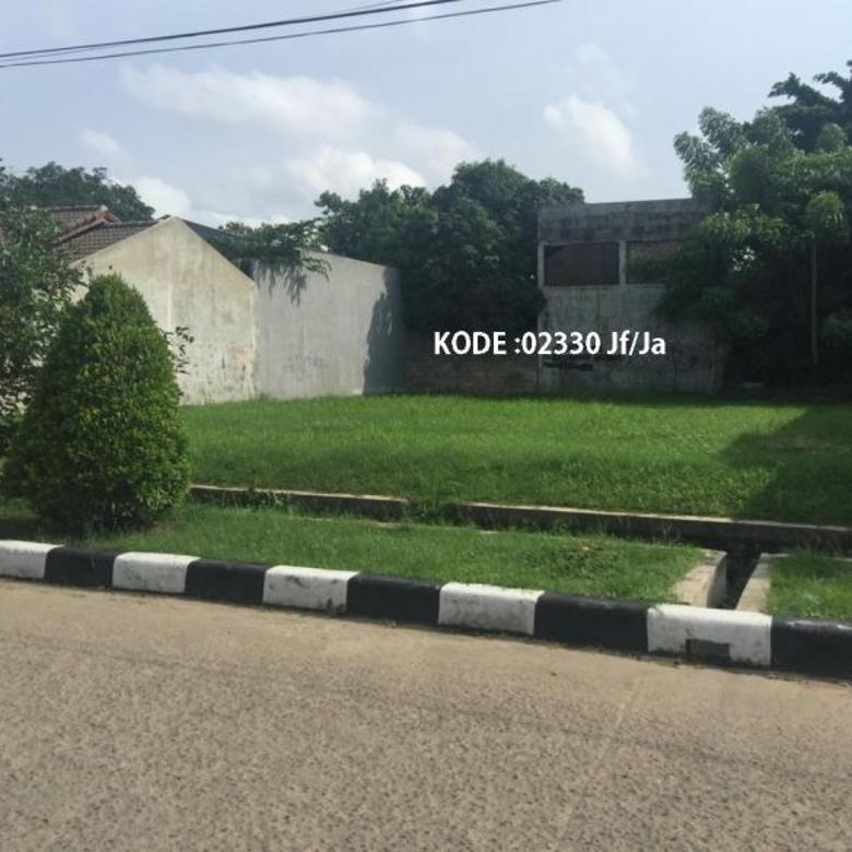 KODE :02330(Jf/Ja) Kavling Dijual Tangerang, Luas 241 Meter