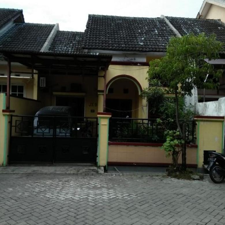 Rumah Taman pondok indah Wiyung Surabaya