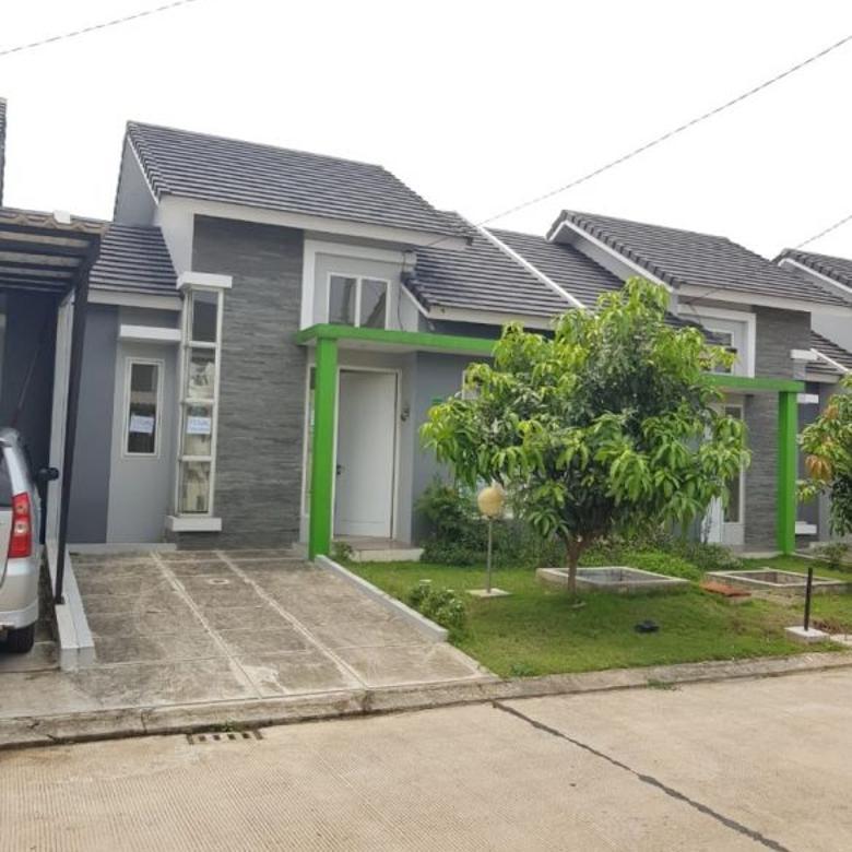 Rumah Baru Langsung Huni Serpong Garden 2 Cisauk di Jual Cepat