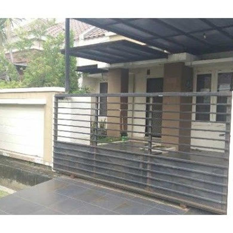 Dijual Purimas murah siap huni furnish