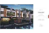 Rumah Townhouse Berkonsep Unik di Area Kemang, Jakarta Selatan
