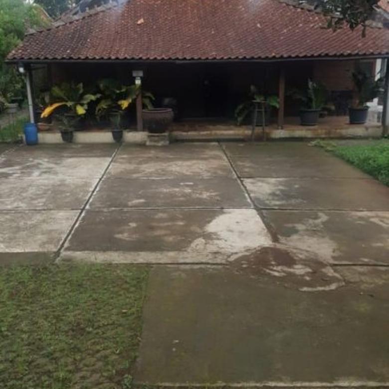 Rumah, Tanah Luas cocok untuk hunian/resto/townhouse, Cimenyan