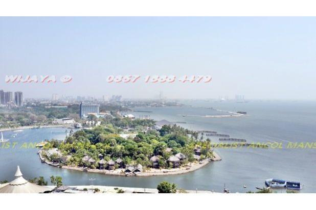 DISEWAKAN Apartemen Ancol Mansion 67m2 - 1 Kmr (View Laut-Furnish Bagus) 12453393
