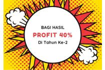 Kapling Murah Untung 40%: Surya Cidokom Bogor Dekat Pasar Paru