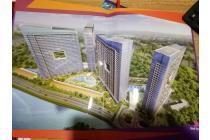 Apartemen Puri Mansion Kembangan, 2BR, Hadap Pool