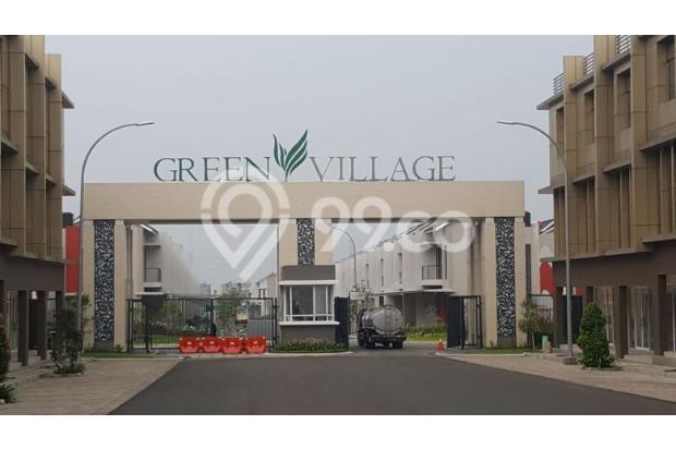 Rumah Green Villages,2 Lantai - Tangerang - Banten 14318741