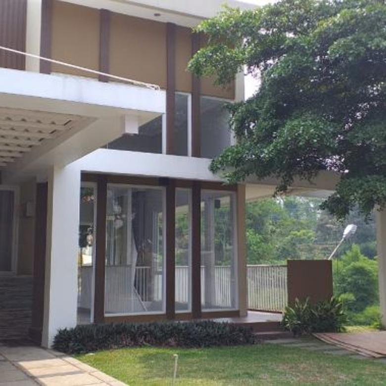 Rumah minimalis, tengah kota di Rivela Park