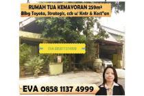 Dijual Rumah Tua / Kavling Strategis di Kemayoran Jakarta