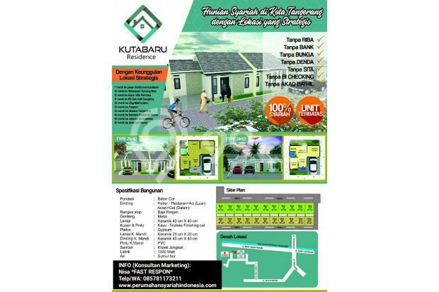 Rumah KPR Syariah Di Pasar Kemis   Dekat Stasiun Tangerang & Bandara Soetta 17935439