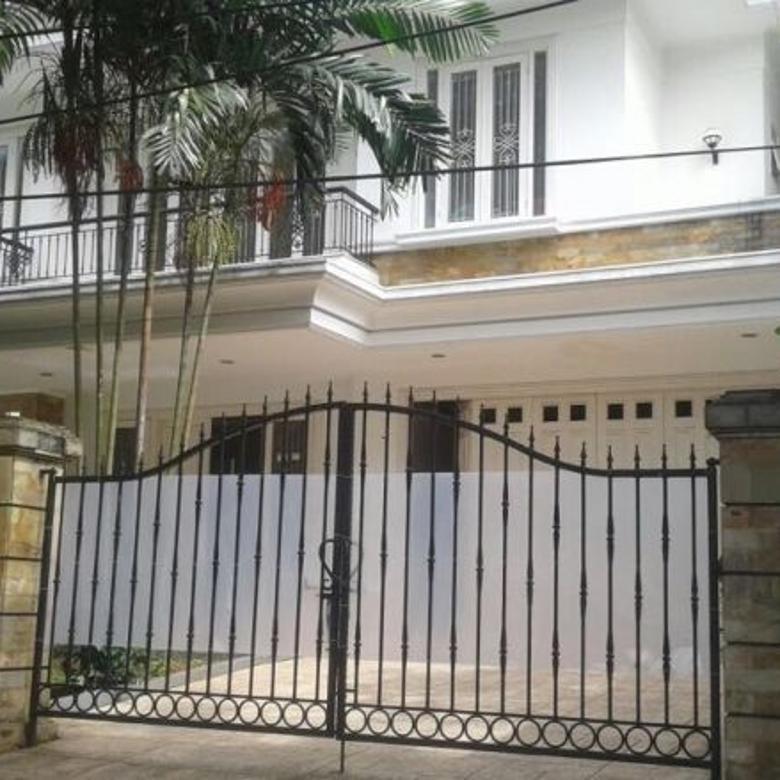 Rumah Siap Huni Senopati Selong Kebayoran Baru Jakarta