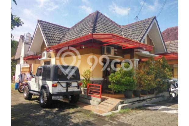 Dijual Rumah Jalan Magelang Utara Jogja City Mall LT 116 m2 13243805
