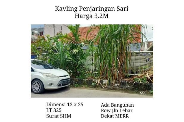 Rp3,2mily Tanah Dijual