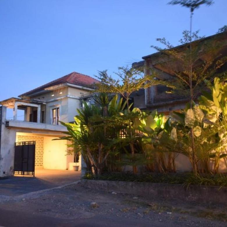 rumah mewah lokasi adem, nyaman & asri - dekat kota mataram