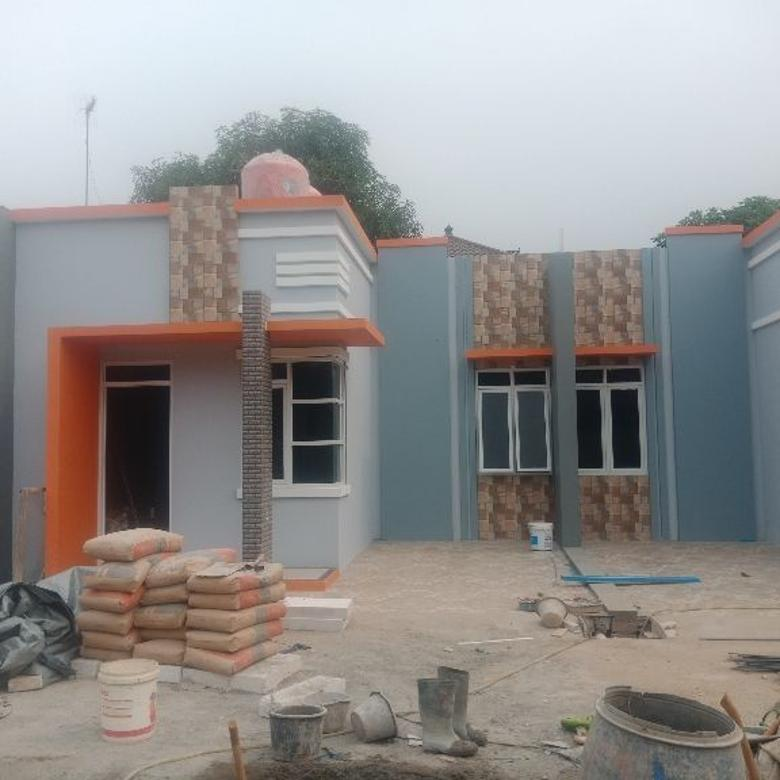 Rumah cluster cipayung munjul 12 unit sisa 9 unit