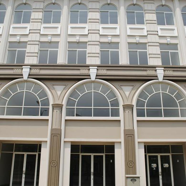Ruko Cordoba uk 4,5x15 3,5 Lantai Hadap Jalan, Green Lake City, Jakarta Barat/Cipondoh, Tangerang