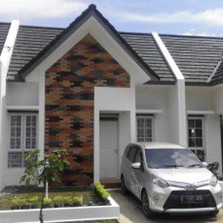 Rumah Modis di Pasir Jati Residence, Ujungberung, Bandung