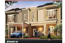 Dijual Rumah Dicluster Elystha - Paramount