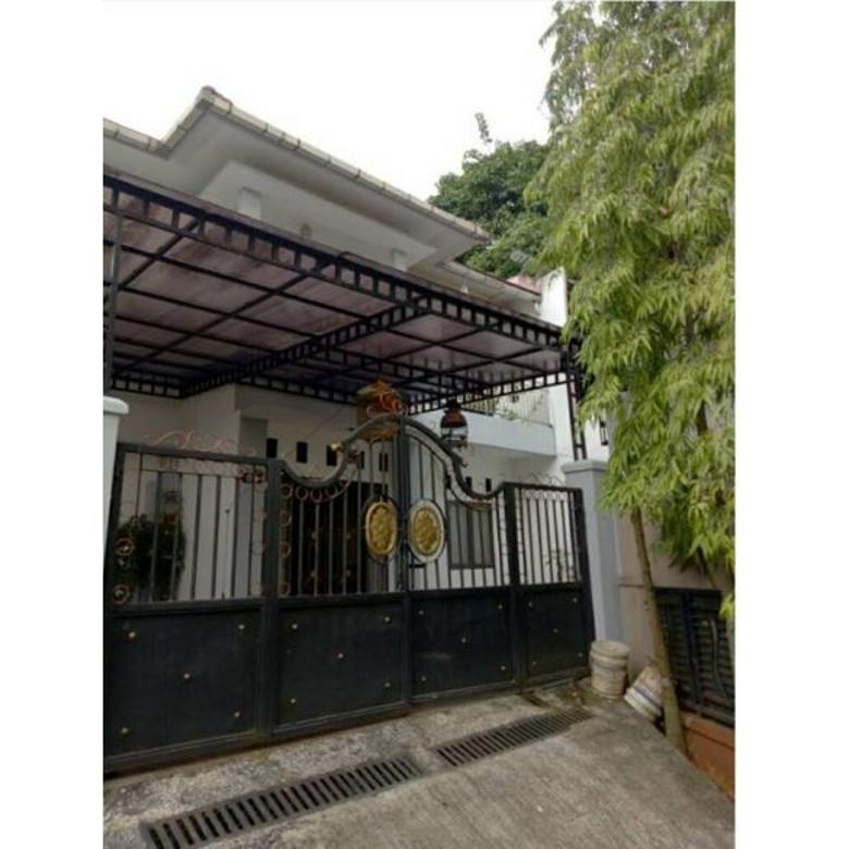 Rumah 2 Lantai di Perumahan Maharaja, Pancoran Mas, Depok