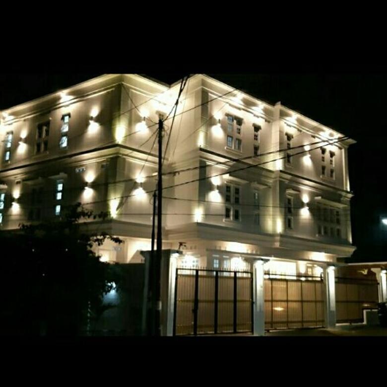 Rumah Kost 3 Lt Eklusive 43 Pintu Di Tubagus Ismail, Dago Bdg