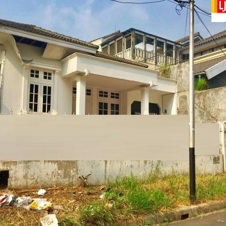 Rumah Pondok Indah House Hitung Tanah