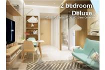 Dijual Apartemen 2BR Murah Strategis di Skandinavia TangCity Tangerang