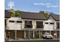 Rumah Unik Kota Bogor DP Murah 2 Lantai Pamoyanan BNR
