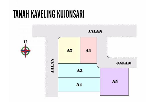 Pilih Tanah Kredit Bank Di Kapling Kujonsari: Cara Mudah dan Masuk Akal 13696891