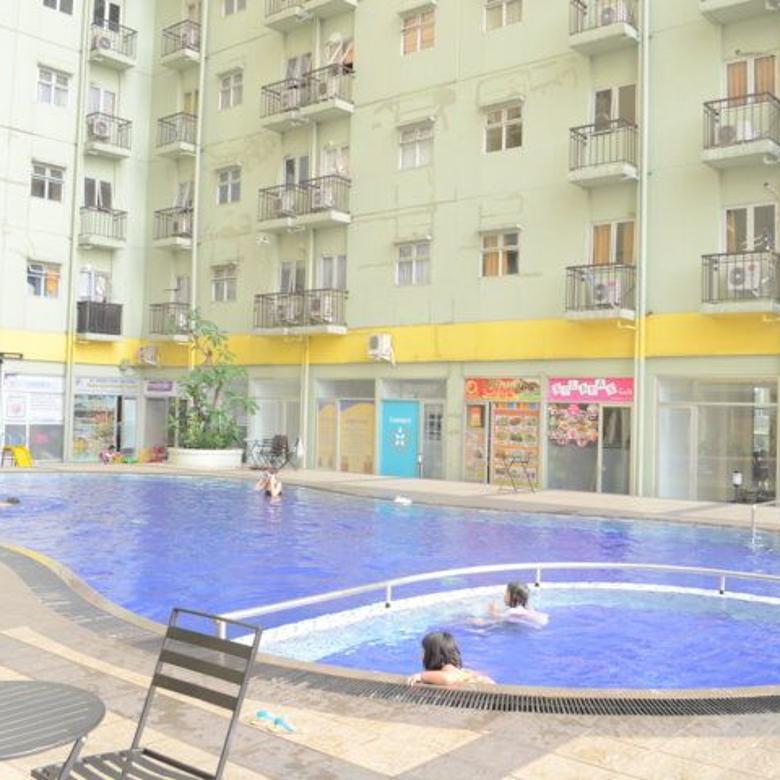 apartemen murah Kosongan type studio Lokasi strategis di kota Bandung