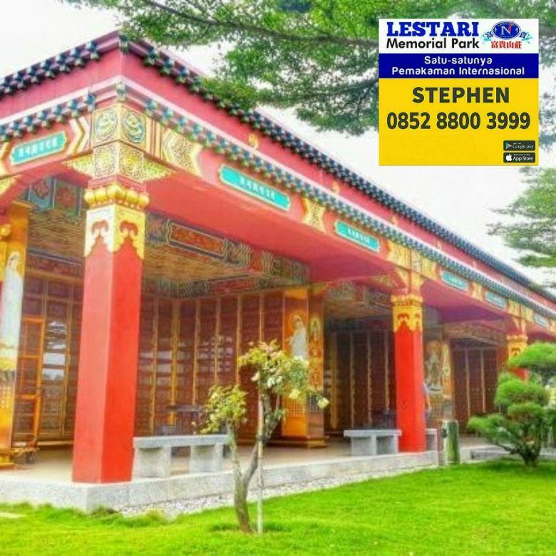 Rumah Abu Kenangan Lestari Memorial Park (Budha &Nasrari)