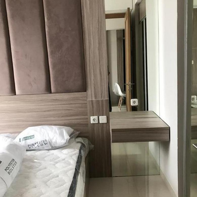 Apartemen Taman Anggrek Residence 1BR Furnished Lantai Tinggi