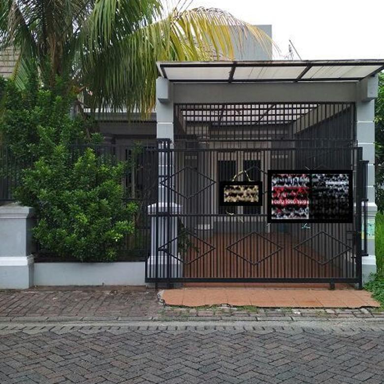 Dijual Rumah 1 lantai ukuran 6x17 di Duta Garden, Tangerang