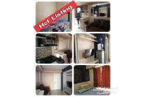 Bassura City 2 kamar furnished apartment Jakarta