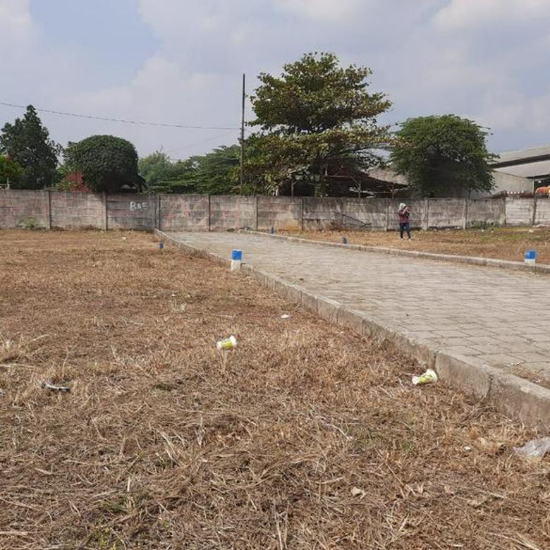 Tanah Perumahan SHM Jln H Nidi Serua Pamulang Tangerang Selatan
