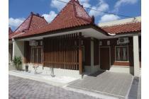 Rumah Siap Huni Dekat Hyatt Regency LT 132 M2, Desain Joglo