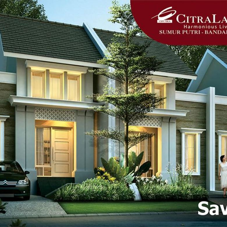 CitraLand Bandar Lampung - DP 20% 3x, Angs 5 Jt