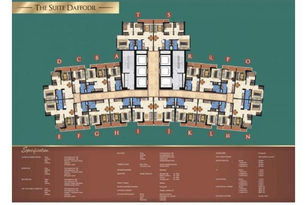 Apartment 1 BR Taman Anggrek Residence Jual Rugi, Tower Daffodil 15145086