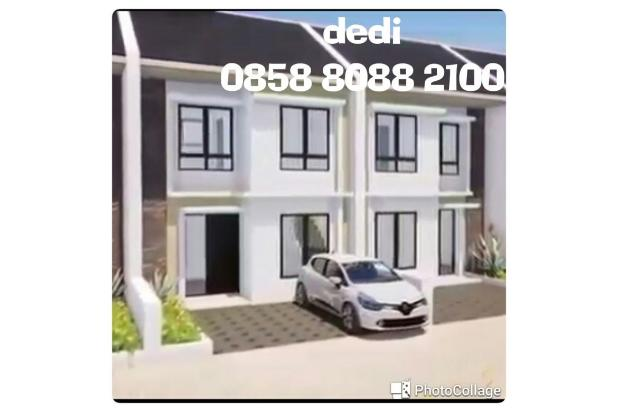 rumah murah 2 lantai dengan jaminan beli kembali naik 100% 17326851
