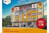 Ruko Dijual di Citinine, Jl. Gunung Anyar Lor - SC