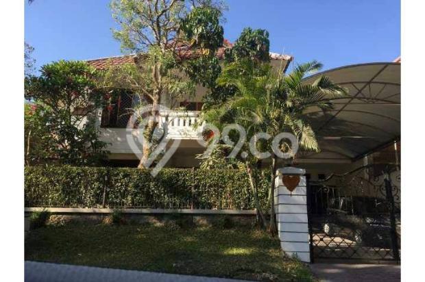 Rumah Hitung tanah tapi masih siap huni,terawat di Graha Famili Blok D 7670613