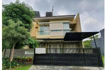 Rumah Mewah Modern Citraland East Emerald Mansion TP1, Surabaya Barat