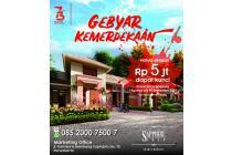 Rumah Dijual Pusat Kota Purwokerto Dekat Stasiun Rumah Sakit Alun-alun