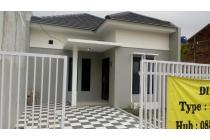 Di jual rumah baru siap huni di Cisaranten kulon Bandung Timur